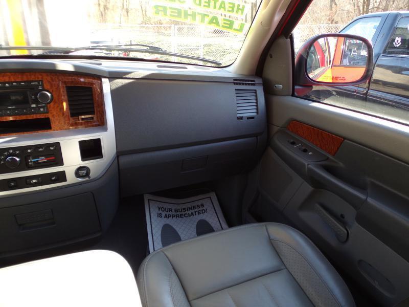2007 Dodge Ram Pickup 1500 for sale at RJ McGlynn Auto Exchange in West Nanticoke PA