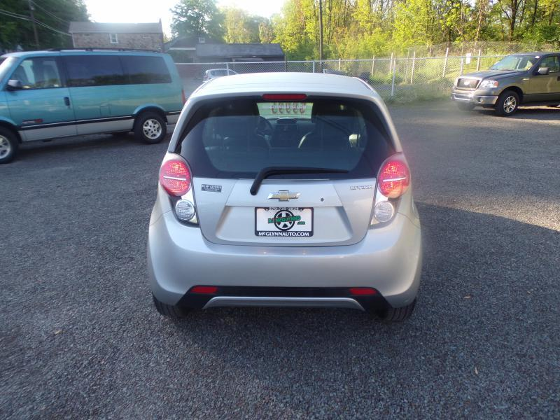 2015 Chevrolet Spark for sale at RJ McGlynn Auto Exchange in West Nanticoke PA