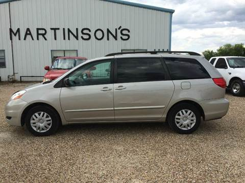 2009 Toyota Sienna for sale in Gainesville, TX