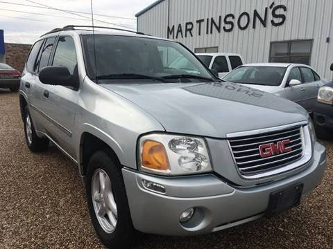 2008 GMC Envoy for sale in Gainesville, TX