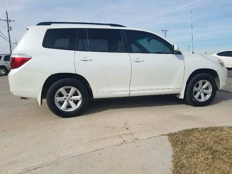 2008 toyota highlander in lubbock tx gregory motors. Black Bedroom Furniture Sets. Home Design Ideas