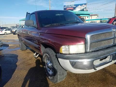 2000 Dodge Ram Pickup 2500 for sale in Lubbock TX