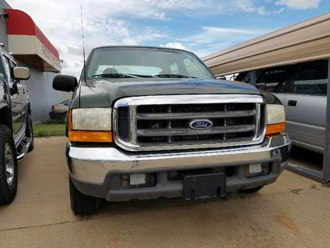 1999 Ford F-250 Super Duty for sale in Lubbock TX