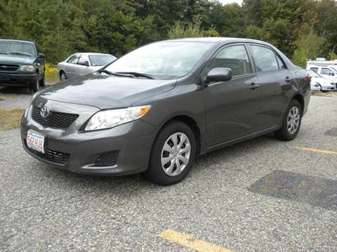2010 Toyota Corolla for sale at Cars R Us Of Kingston in Kingston NH