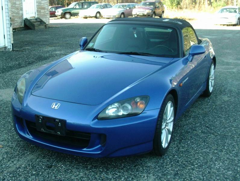 2007 Honda S2000 for sale at Cars R Us Of Kingston in Kingston NH
