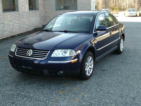 2004 Volkswagen Passat for sale at Cars R Us Of Kingston in Kingston NH