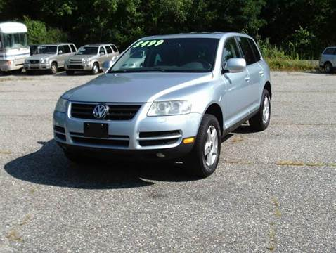 2006 Volkswagen Touareg for sale at Cars R Us Of Kingston in Kingston NH