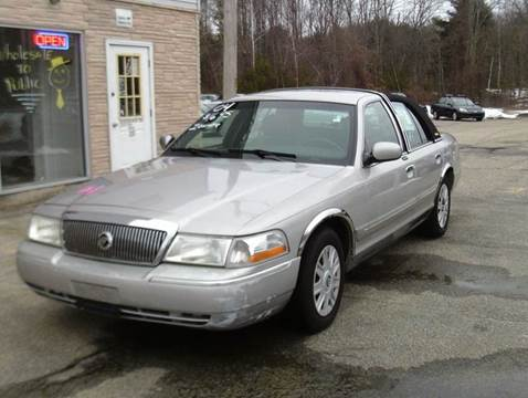 2004 Mercury Grand Marquis for sale at Cars R Us Of Kingston in Kingston NH