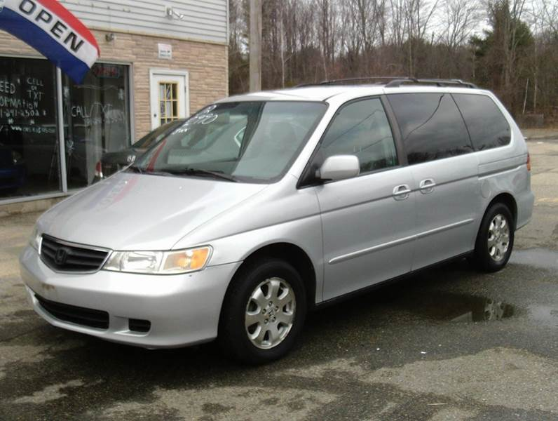 2002 Honda Odyssey for sale at Cars R Us Of Kingston in Kingston NH
