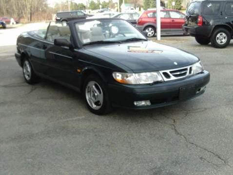 1999 Saab 9-3 for sale at Cars R Us Of Kingston in Kingston NH