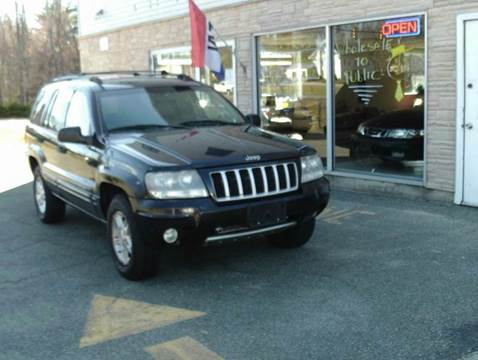 2004 Jeep Grand Cherokee for sale at Cars R Us Of Kingston in Kingston NH