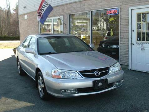 2003 Acura TL for sale at Cars R Us Of Kingston in Kingston NH