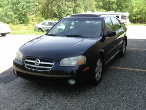 2003 Nissan Maxima for sale at Cars R Us Of Kingston in Kingston NH