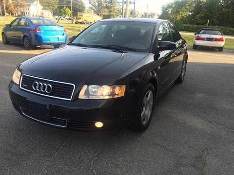 2005 Audi A4 for sale at Cars R Us Of Kingston in Kingston NH