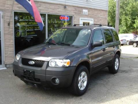 2005 Ford Escape for sale at Cars R Us Of Kingston in Kingston NH