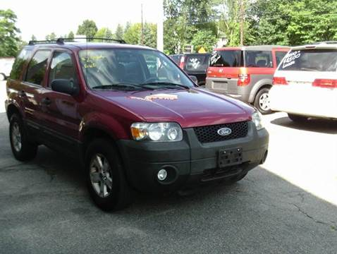2007 Ford Escape for sale at Cars R Us Of Kingston in Kingston NH