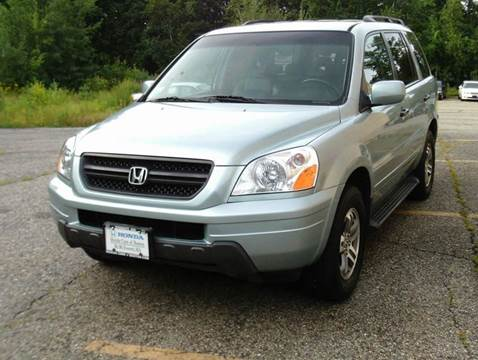 2003 Honda Pilot for sale at Cars R Us Of Kingston in Kingston NH