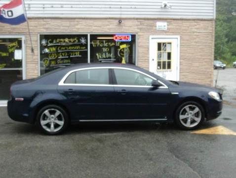2009 Chevrolet Malibu Hybrid for sale at Cars R Us Of Kingston in Kingston NH