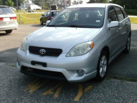 2005 Toyota Matrix for sale at Cars R Us Of Kingston in Kingston NH