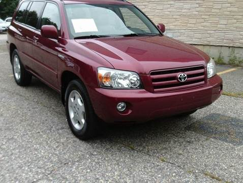 2006 Toyota Highlander for sale at Cars R Us Of Kingston in Kingston NH
