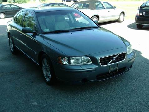 2005 Volvo S60 for sale at Cars R Us Of Kingston in Kingston NH