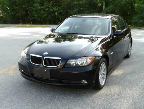 2006 BMW 3 Series for sale at Cars R Us Of Kingston in Kingston NH
