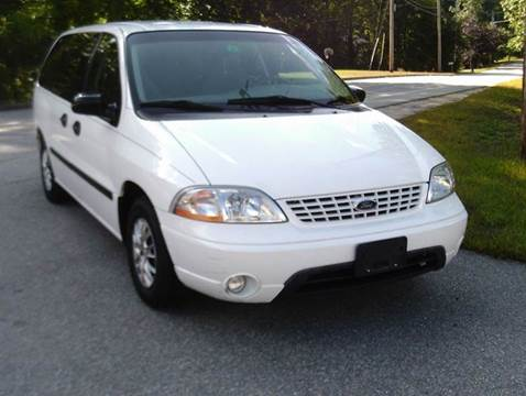 2003 Ford Windstar for sale at Cars R Us Of Kingston in Kingston NH