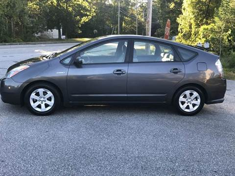 2007 Toyota Prius for sale at Cars R Us Of Kingston in Kingston NH