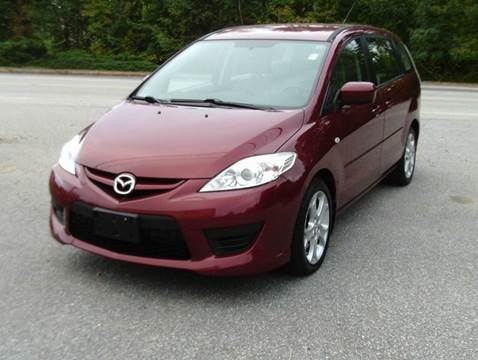 2009 Mazda MAZDA5 for sale at Cars R Us Of Kingston in Kingston NH