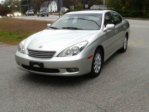 2004 Lexus ES 330 for sale at Cars R Us Of Kingston in Kingston NH