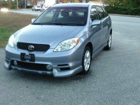 2004 Toyota Matrix for sale at Cars R Us Of Kingston in Kingston NH