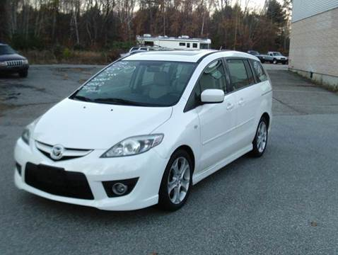 2008 Mazda MAZDA5 for sale at Cars R Us Of Kingston in Kingston NH