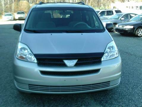 2005 Toyota Sienna for sale at Cars R Us Of Kingston in Kingston NH