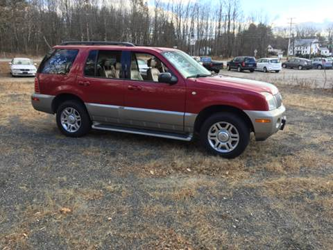 2003 Mercury Mountaineer for sale at Cars R Us Of Kingston in Kingston NH