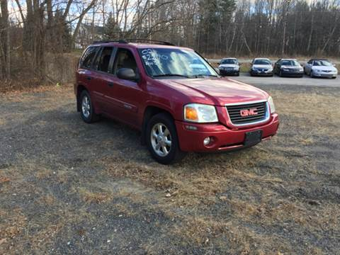 2002 GMC Envoy for sale at Cars R Us Of Kingston in Kingston NH
