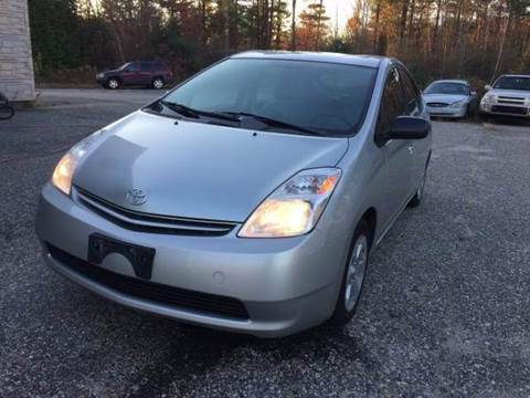 2005 Toyota Prius for sale at Cars R Us Of Kingston in Kingston NH