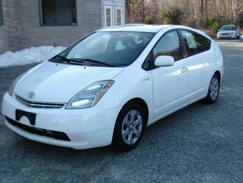 2006 Toyota Prius for sale at Cars R Us Of Kingston in Kingston NH