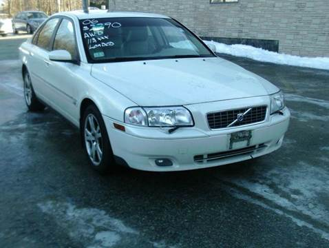 2006 Volvo S80 for sale at Cars R Us Of Kingston in Kingston NH