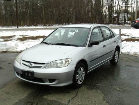 2005 Honda Civic for sale at Cars R Us Of Kingston in Kingston NH