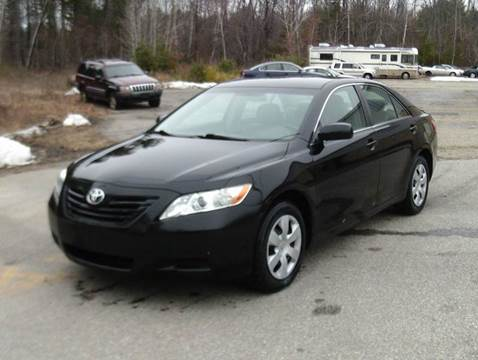 2007 Toyota Camry for sale at Cars R Us Of Kingston in Kingston NH