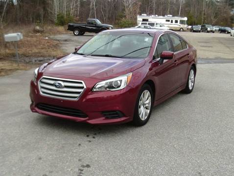 2015 Subaru Legacy for sale at Cars R Us Of Kingston in Kingston NH