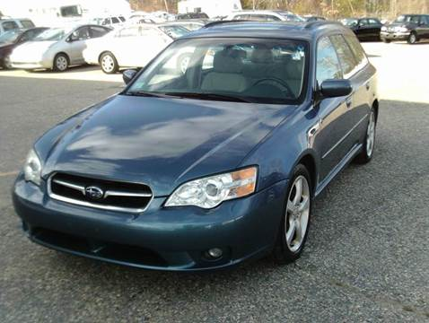 2006 Subaru Legacy for sale at Cars R Us Of Kingston in Kingston NH