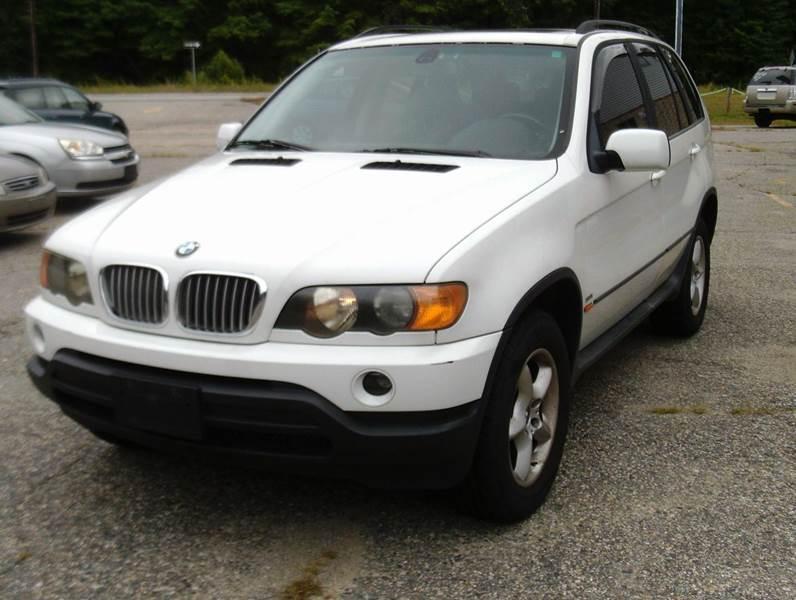 2002 bmw x5 3.0i mpg