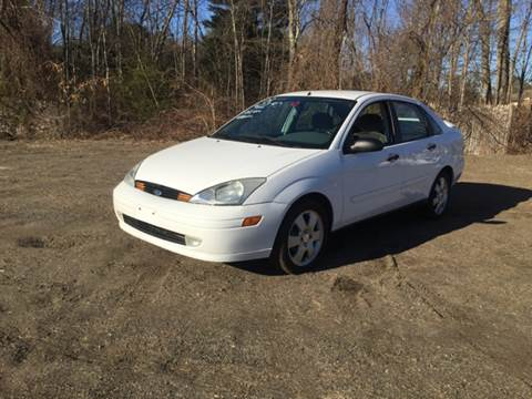 2002 Ford Focus for sale at Cars R Us Of Kingston in Kingston NH