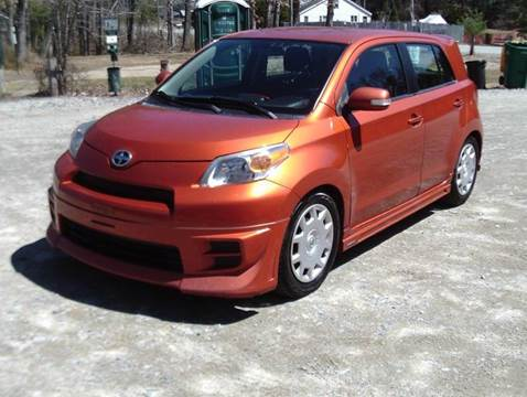 2008 Scion xD for sale at Cars R Us Of Kingston in Kingston NH
