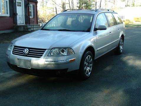 2001 Volkswagen Passat for sale at Cars R Us Of Kingston in Kingston NH