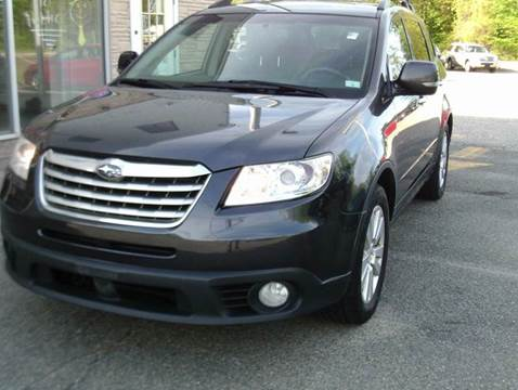 2008 Subaru Tribeca for sale at Cars R Us Of Kingston in Kingston NH