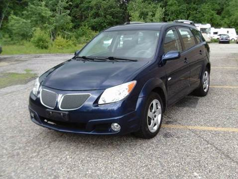 2005 Pontiac Vibe for sale at Cars R Us Of Kingston in Kingston NH