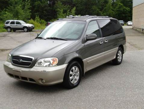 2004 Kia Sedona for sale at Cars R Us Of Kingston in Kingston NH