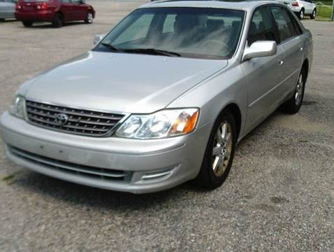 2003 Toyota Avalon for sale at Cars R Us Of Kingston in Kingston NH